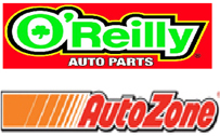 13 O Reilly Auto Zone