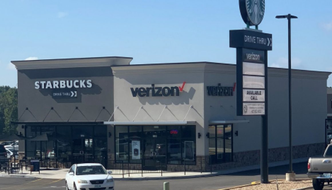 Starbucks – Verizon