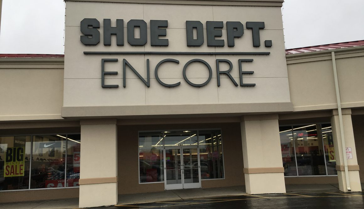 Shoe Dept./Encore – PB